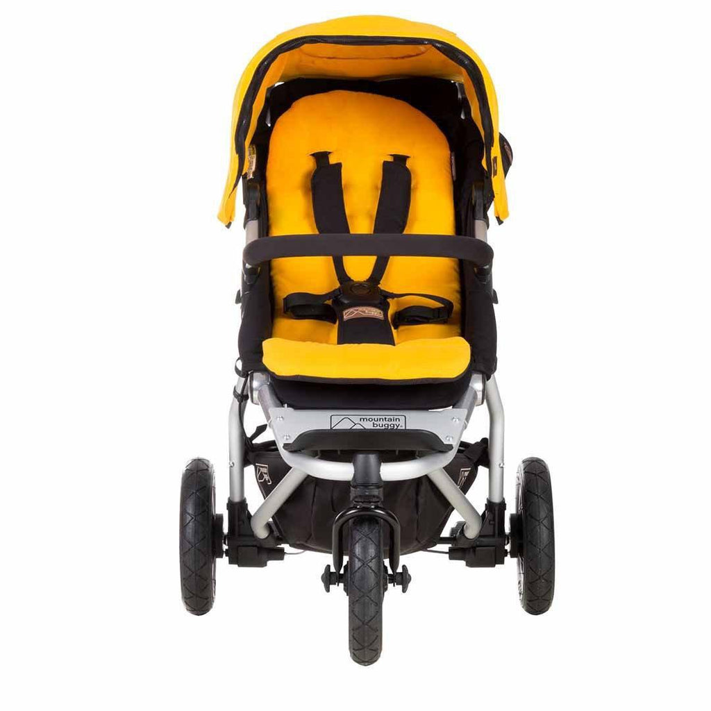 Mountain Buggy Swift Pushchair - Gold-Strollers- Natural Baby Shower