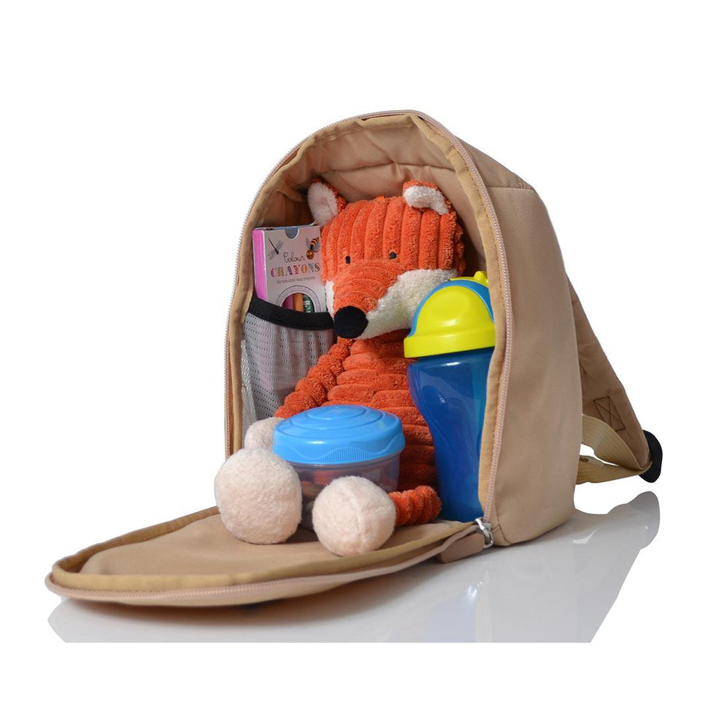 PacaPod Toddler Pod - Fox & Babe-Children's Bags-Default- Natural Baby Shower