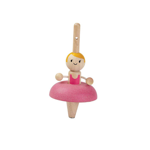 Plan Toys Ballet Top-Play Sets- Natural Baby Shower