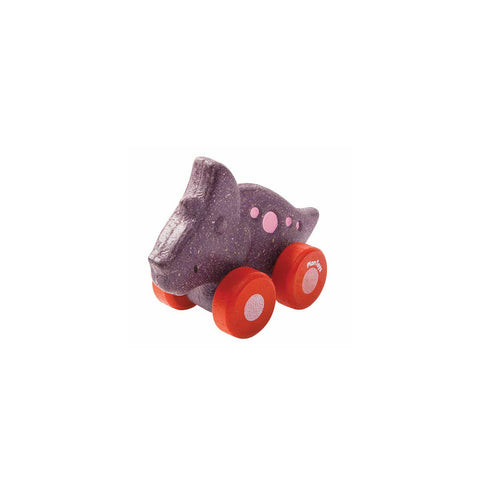 Plan Toys Dino Car - Trio-Play Sets- Natural Baby Shower