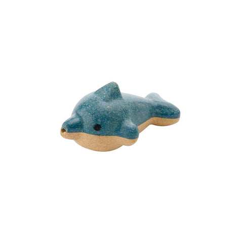 Plan Toys Dolphin Whistle-Musical Instruments- Natural Baby Shower