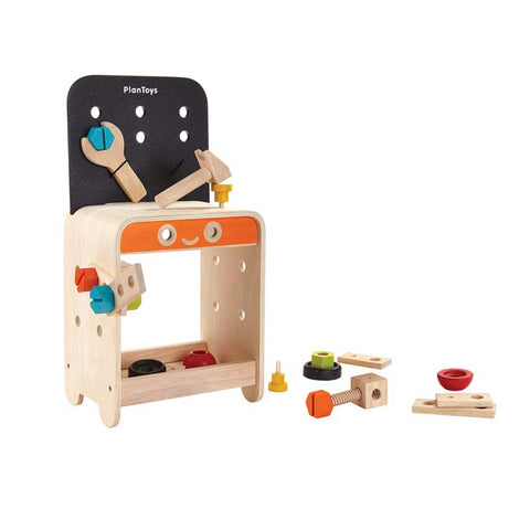 Plan Toys Workbench-Play Sets- Natural Baby Shower