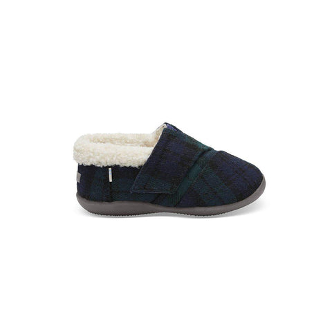 TOMS House Slipper - Green-Soft Soles- Natural Baby Shower