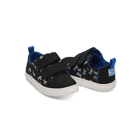 TOMS Lenny Shoes - Black-Shoes- Natural Baby Shower