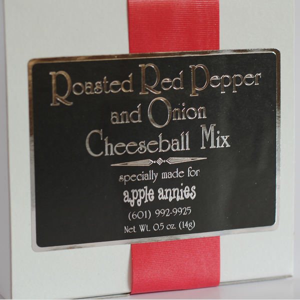 Roasted Red Pepper Cheeseball Mix