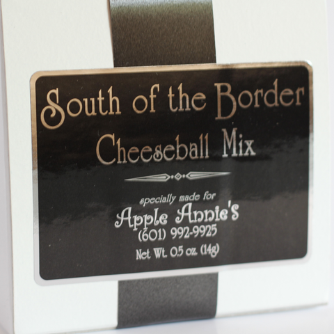 South of the Border Cheeseball Mix
