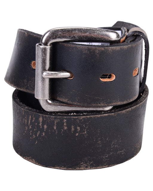 Bed Stu Drifter Belt black