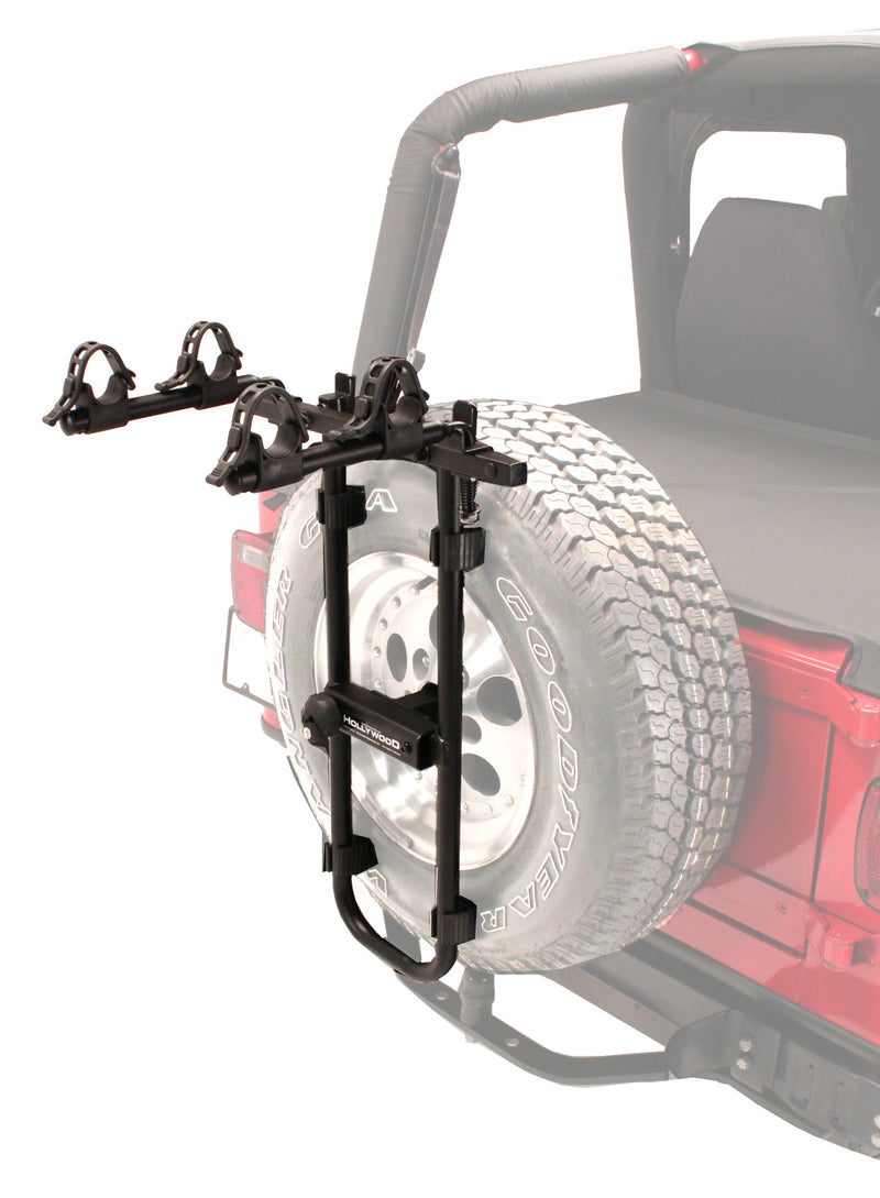 SR2 Bolt On Spare Tire Bike Rack
