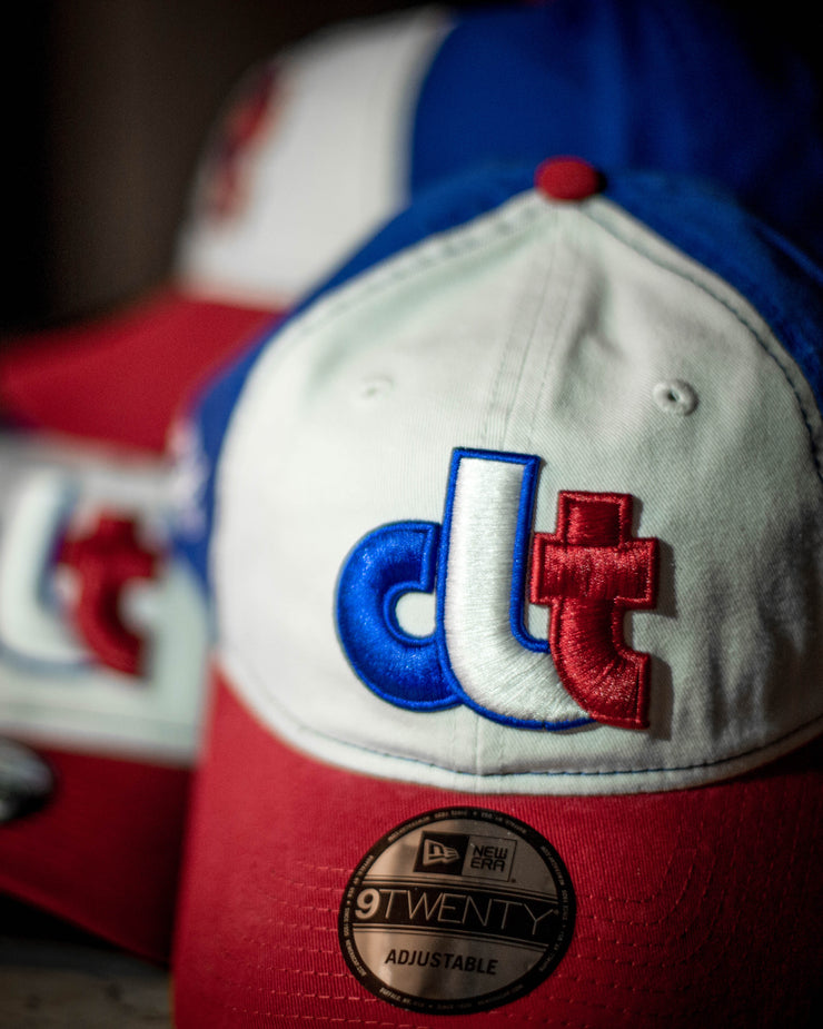704 Shop x New Era CLT Throwback 920 Dad Hat (704th of July Edition)