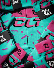 704 Shop CLT in the 90's Socks
