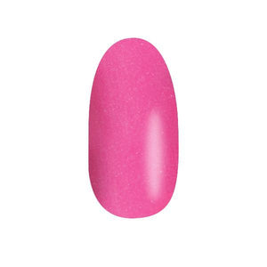 Color Acrylic Nail Pearl Art Powder, Barbie Pink #1
