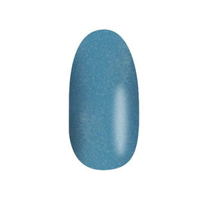 Color Acrylic Nail Pearl Art Powder, Carolina Blue #2