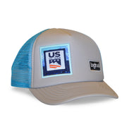 Toddler Grey Blue U.S. Ski Team Original