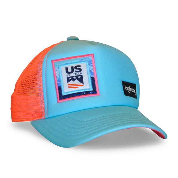 Kids Aqua Pink U.S. Ski Team Original