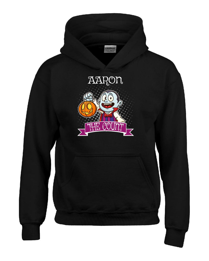 AARON The Count Halloween - Hoodie