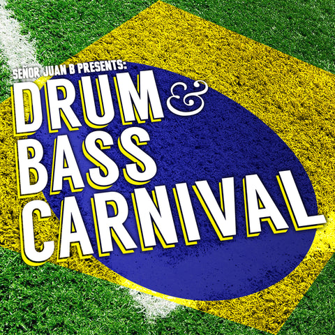 Drum & Bass Carnival (2014)