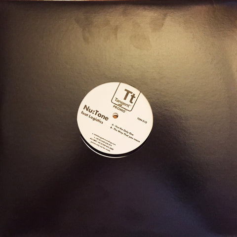 "TGN010 - Nu:Logic - Rock the Jazz Bar EP (2x12"" Vinyl PROMOs) [2003]"