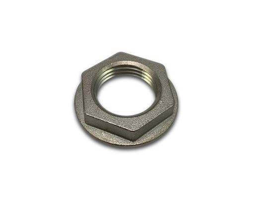 Flanged Lock Nut for Beer Shanks