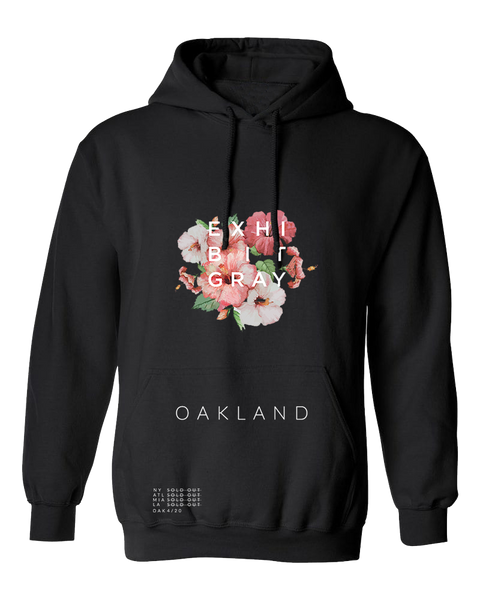 Exhibit Gray: The Bay Hoodie
