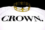Crown Tee [Milk]