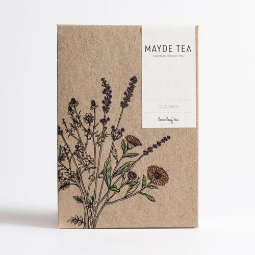 Mayde Tea Cleanse