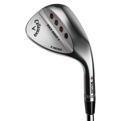 Callaway Mack Daddy 4 Raw Wedge