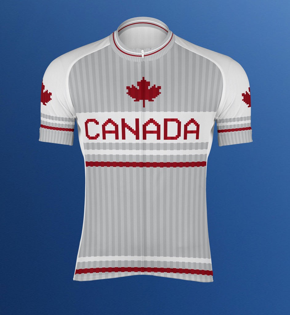 Canada Short Sleeve Work Sock Jersey