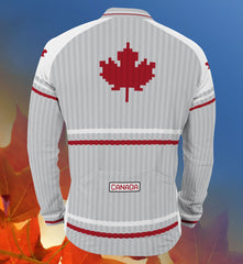 Canada Long Sleeve Work Sock Jersey