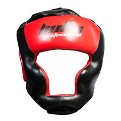 Bulls Professional Head Guard - Red/Black
