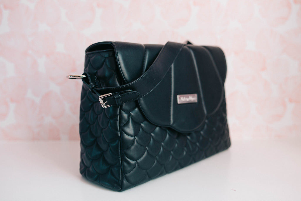 Clearance- Midnight Merbabe Bag