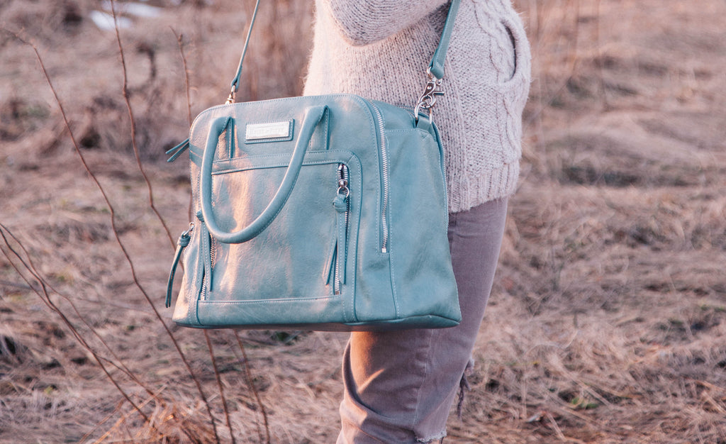 NEW! Luna Bag- Waterbound