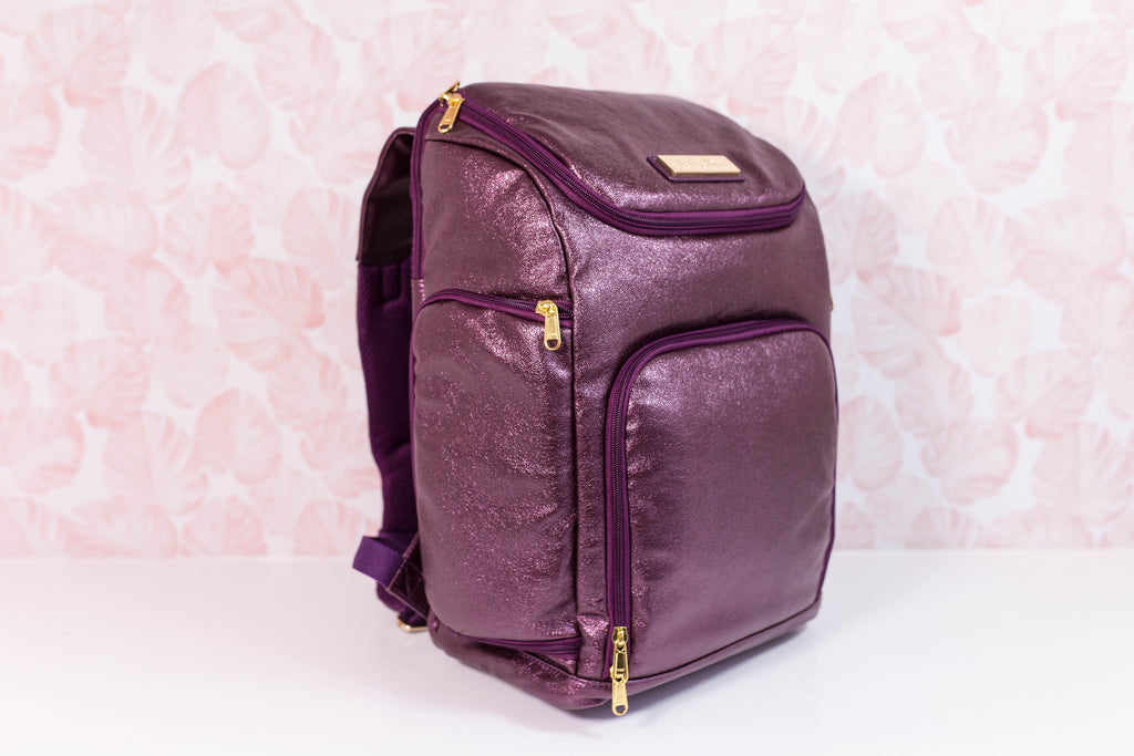 CLEARANCE- The Backpack - Voodoo Violet