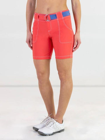 JoFit Dixie Belted Golf Short