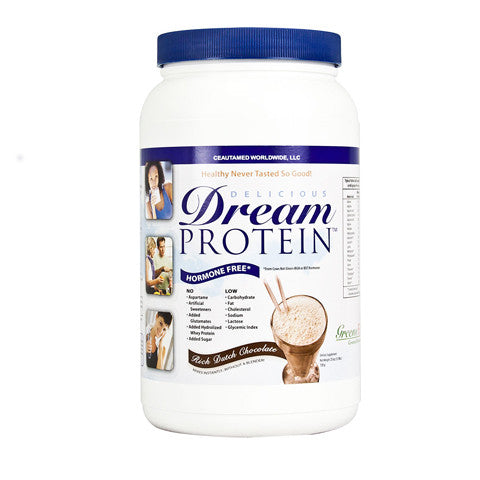 Dream Whey Protein Dutch Chocolate