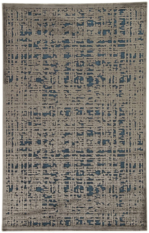 Fables FB108 Dreamy Dress Blues / Bungee Cord Rug