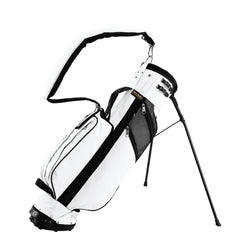 Classic Stand Bag - White