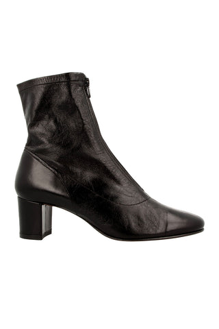 Neva Black Leather Boots
