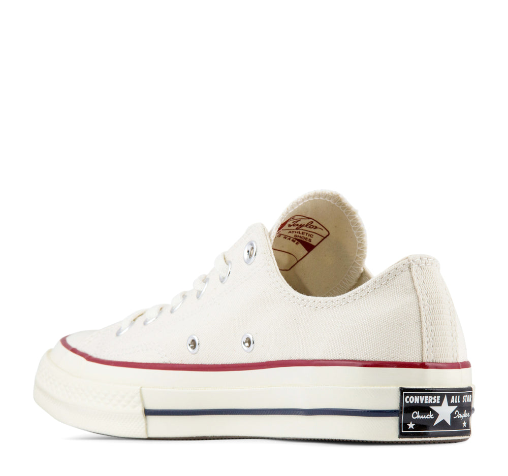 Converse Chuck Taylor All Star 70 Ox Low Sneaker in Parchment - Converse - On The EDGE