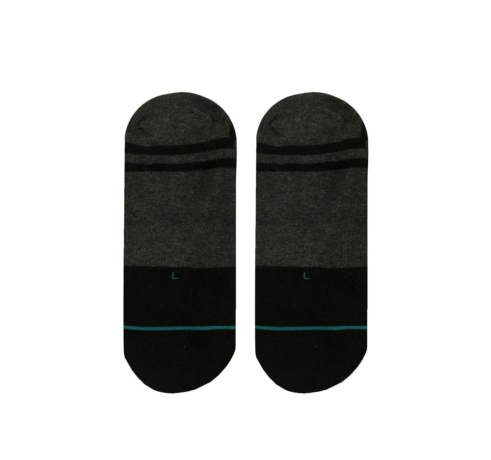 Stance Invisible Men's Socks in Gamut Black