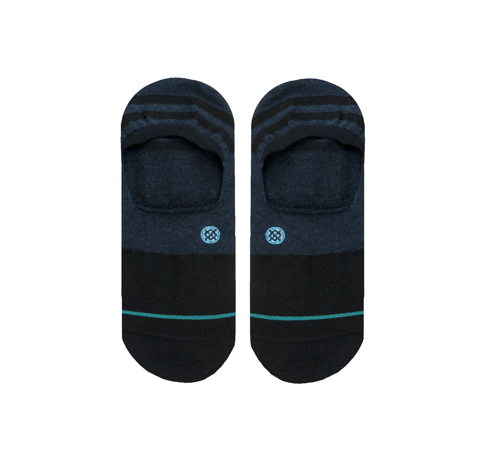 Stance Invisible Men's Socks in Gamut Navy
