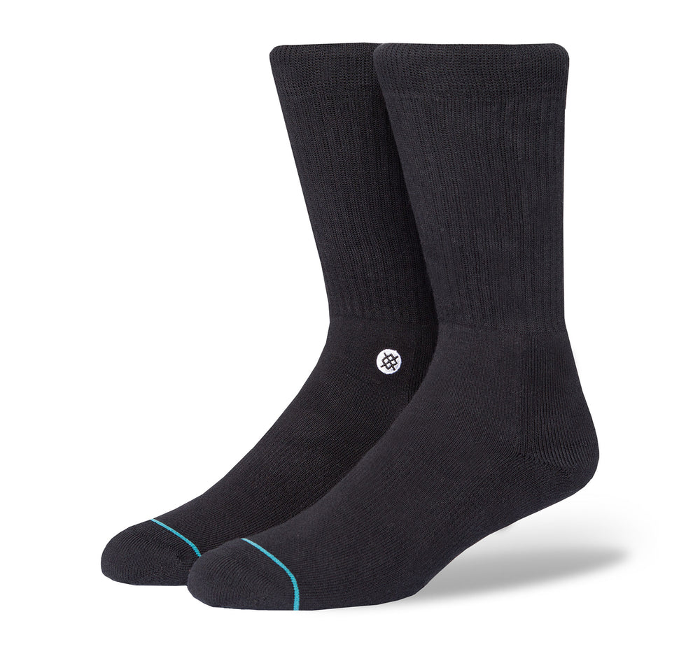 Stance Classic Crew Men's Socks in Icon