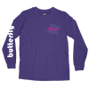 Butterfly Retro Long Sleeve