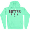 Butterfly Hoodies - SwimWithIssues Swim Shirts, Suits and t-shirts.