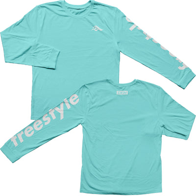 Freestyle Stroke Tees (Comfort Colors) - SwimWithIssues Swim Shirts, Suits and t-shirts.