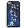 Home Is Where The Pool Is iPhone Tough Case - SwimWithIssues Swim Shirts, Suits and t-shirts.