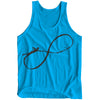 Swimfinity Tank-Top - SwimWithIssues Swim Shirts, Suits and t-shirts.