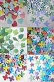 Recycled Ideas Favors plantable paper confetti choices