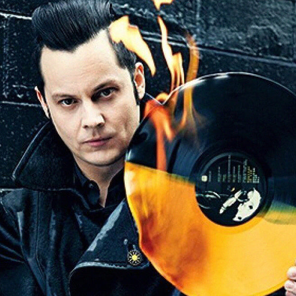 FRIDAY BEAT // JACK WHITE