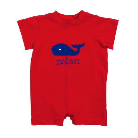 Whales and Watermelons Tyler Romper
