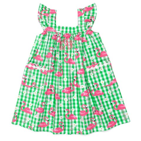 Flamingo Fun Lettie Dress
